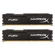 HX318C10FBK2/8 - Kingston 8GB 1866MHZ DDR3 CL10 Dimm (kit of 2) HyperX Fury Black