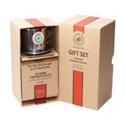 Hello 5 coffee Gift Set Đỏ