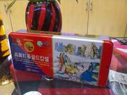 Viên hồng sâm-nhung hươu-linh chi Dajung_120 viên x 820 mg
