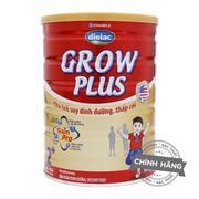 Sữa bột Vinamilk Dielac Grow Plus 2+ từ 2-10 tuổi 900g