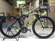 Xe đạp đua chuyên nghiệp CIPOLLINI RB1K phiên bản biệt kích (sơn rằn ri cực độc)