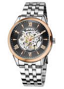 Đồng hồ nam dây thép EYKI EFL8626 (Trắng)