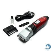Tông đơ cắt tóc trẻ em KEMEI 730 ( Đỏ)