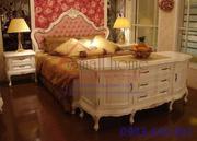 Thiết kế trang trí nội thất phòng ngủ tân cổ điển
