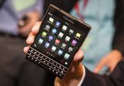 Điện thoại  Blackberry Passport - Black - Chính hãng - Trôi bảo hành