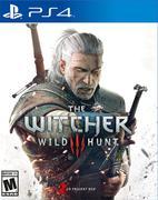 Đĩa game PS4 - The Witcher 3: Wild Hunt