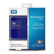 Ổ cứng WD My Passport Ultra 3TB - Blue