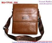Túi đeo da ipad trẻ trung năng động TPA6