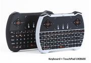 Keyboard + Touchpad Mini UK600