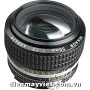 Nikon NIKKOR 50mm f/1.2 AIS Manual Focus Lens Imported   Mfr# 1435