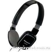 Tai nghe Panasonic RP-HXC40 Lightweight Headphones (Black)