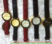 Đồng hồ nam dây da Ro 3 mặt phong cách sang trọng DHNN116