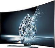 Samsung 4K 65HU9000 tivi cong 65 inch 1200 Hz