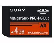 Thẻ nhớ Sony Memory Stick Pro HG-Duo 4GB