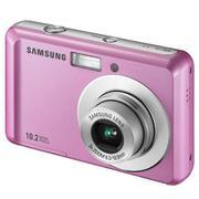 Máy ảnh Samsung ES17 màu hồng