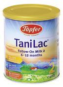 Sữa Topfer Tanilac 2 (400g) (6-12 tháng)
