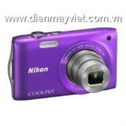 Máy ảnh Nikon Coolpix S4300 Tím (Purple)