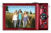 Máy ảnh Canon PowerShot A3400 IS đỏ (Red)