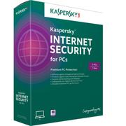 Phần mềm diệt virut Kaspersky Internet security 2015(3PC/12T)