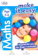 LETTS MAKE IT EASY MATHS (Age 5-6) LETTS MAKE IT EASY MATHS (Age 7-8) LETTS MAKE IT EASY MATHS (Age ...