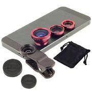 Lens chụp hình cho điện thoại Universal Clip Lens (Đen)