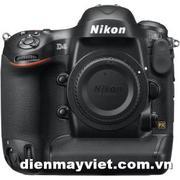 Máy ảnh Nikon D4 Digital SLR Camera (Body Only)      Mfr# 25482