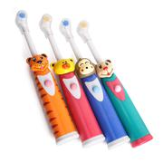Bàn chải đánh răng tự động hình thú cho bé BR035