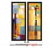 Loa tranh phòng lớn - Cello Dòng đời