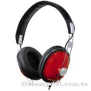 Tai nghe Panasonic RP-HTX7 Around-Ear Stereo Headphones (Red)
