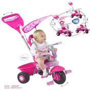 Xe đạp ba bánh Smart Trike 1460200 (Fresh hồng) (DH)