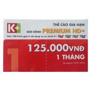 Thẻ cào PremiumHD+ 3 tháng NEW