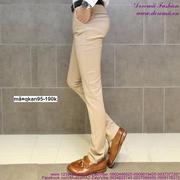 Quần kaki nam phong cách Hàn quốc sang trọng QKAN95