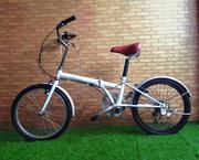 Xe đạp gấp Tonio Lamborghini FD20158S1