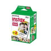 Bộ máy chụp ảnh lấy ngay Fujifilm Instax Mini 50s (Đen) + Hộp phim Fujifilm Instax Mini 20 tấm + Sạc...