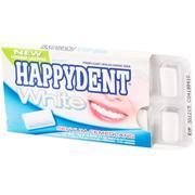 Kẹo gum hương peppermint Happydent White hộp 56g