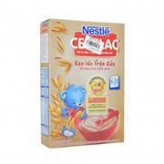 Bột ăn dặm Nestle Cerelac gạo lức trộn sữa