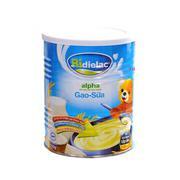 Bột ăn dặm Ridielac- Gạo sữa - Vinamilk (hộp thiếc 350g)