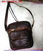 Túi đeo da ipad 7 galaxy tab phối khóa kéo trẻ trung TXTAB16