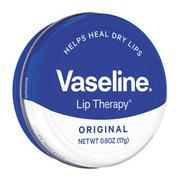 VASELINE LIP THERAPY LIP BALM TIN - ORIGINAL (17G)