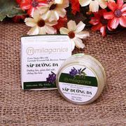 Sáp Dưỡng Da Olive 100% Thiên Nhiên Milaganics
