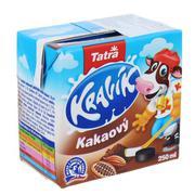 Sữa tươi Tatra Karavik 250ml (vị Cacao)
