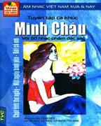 Tuyển Tập Ca Khúc Minh Châu Với 50 Nhạc Phẩm Đặc Sắc (Tặng Kèm Đĩa CD MP3)