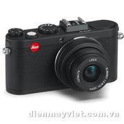 Máy ảnh Leica X2 Digital Compact Camera With Elmarit 24mm f/2.8 ASPH Lens (Silver)     Mfr# 18452