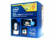 CPU Intel i7 4790 (8M Cache, 3.6Ghz up to 4 GHz)