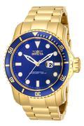 Đồng hồ nam dây thép không gỉ Invicta 15352 (Vàng)
