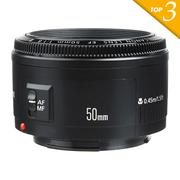 Ống kính Canon EF 50mm f/1.8 II Đen