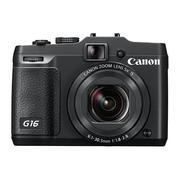 Máy ảnh Compact Canon PowerShot G16 Đen