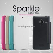 Bao da MicroSoft Lumia 640 XL Nillkin Sparkle