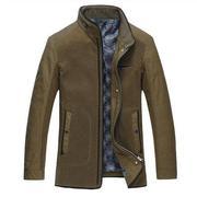 Áo khoác Jacket nam Nleidun dáng ngắn