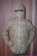 Áo khăn chống nắng in hoa cực sành điệu VACN7